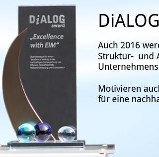 StratOz beim DiALOG 2016 – Das Fachforum für Enterprise Information Management