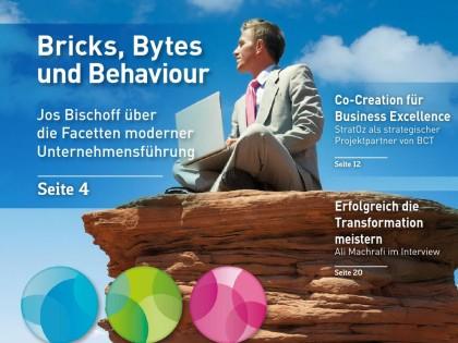 Publikation: StratOz ist Lösungspartner für EIM – Digitale Transformation