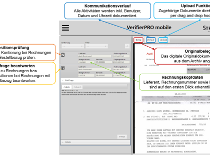 NEUE VERSION: StratOz VerifierPRO mobile 2.0